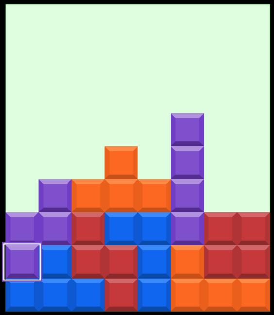 Tetris Board